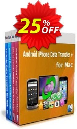 Backuptrans Android iPhone Data Transfer + for Mac - Business Edition  Coupon, discount Holiday Deals. Promotion: fearsome discounts code of Backuptrans Android iPhone Data Transfer + for Mac (Business Edition) 2021