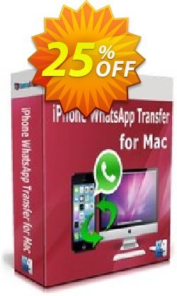 Backuptrans iPhone WhatsApp Transfer for Mac - Family Edition  Coupon, discount Backuptrans iPhone WhatsApp Transfer for Mac (Family Edition) super promo code 2021. Promotion: amazing discount code of Backuptrans iPhone WhatsApp Transfer for Mac (Family Edition) 2021