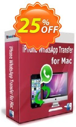 Backuptrans iPhone WhatsApp Transfer for Mac - Business Edition  Coupon, discount Backuptrans iPhone WhatsApp Transfer for Mac (Business Edition) best discounts code 2021. Promotion: super promo code of Backuptrans iPhone WhatsApp Transfer for Mac (Business Edition) 2021
