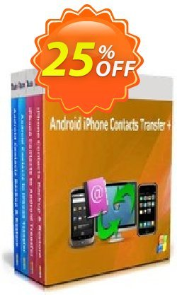 Backuptrans Android iPhone Contacts Transfer + - Family Edition  Coupon discount Holiday Deals - special deals code of Backuptrans Android iPhone Contacts Transfer + (Family Edition) 2021