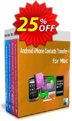 Backuptrans Android iPhone Contacts Transfer + for Mac - Family Edition  Coupon, discount Holiday Deals. Promotion: wonderful promo code of Backuptrans Android iPhone Contacts Transfer + for Mac (Family Edition) 2021