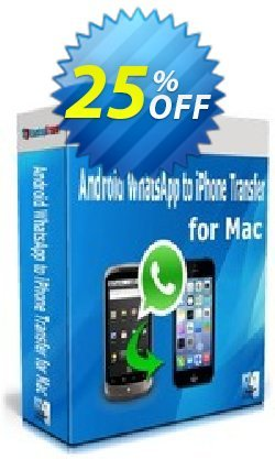 Backuptrans Android WhatsApp to iPhone Transfer for Mac - Family Edition  Coupon, discount Backuptrans Android WhatsApp to iPhone Transfer for Mac (Family Edition) awful sales code 2021. Promotion: awful promotions code of Backuptrans Android WhatsApp to iPhone Transfer for Mac (Family Edition) 2021