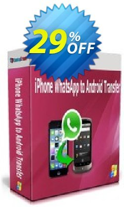 Backuptrans iPhone WhatsApp to Android Transfer Coupon discount Backuptrans iPhone WhatsApp to Android Transfer(Personal Edition) imposing deals code 2021 - staggering sales code of Backuptrans iPhone WhatsApp to Android Transfer(Personal Edition) 2021