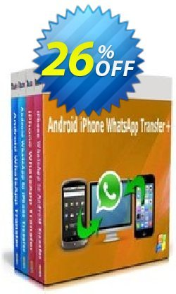 Backuptrans Android iPhone WhatsApp Transfer plus Coupon, discount Holiday Deals. Promotion: dreaded promotions code of Backuptrans Android iPhone WhatsApp Transfer +(Personal Edition) 2021