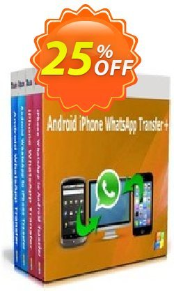 Backuptrans Android iPhone WhatsApp Transfer plus - Business Edition  Coupon discount Holiday Deals - marvelous deals code of Backuptrans Android iPhone WhatsApp Transfer +(Business Edition) 2020