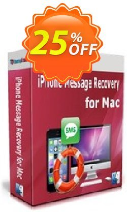 Backuptrans iPhone Message Recovery for Mac Coupon, discount Backuptrans iPhone Message Recovery for Mac (Personal Edition) amazing offer code 2021. Promotion: wonderful deals code of Backuptrans iPhone Message Recovery for Mac (Personal Edition) 2021