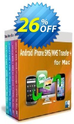Backuptrans Android iPhone SMS/MMS Transfer plus for Mac - Business Edition  Coupon discount Holiday Deals - stirring deals code of Backuptrans Android iPhone SMS/MMS Transfer + for Mac (Business Edition) 2021