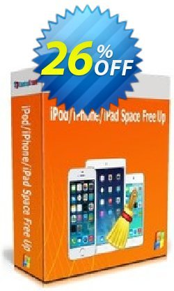 Backuptrans iPod/iPhone/iPad Space Free Up - Family Edition  Coupon discount Backuptrans iPod/iPhone/iPad Space Free Up (Family Edition) special deals code 2020. Promotion: hottest sales code of Backuptrans iPod/iPhone/iPad Space Free Up (Family Edition) 2020
