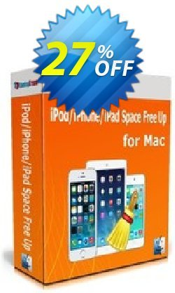Backuptrans iPod/iPhone/iPad Space Free Up for Mac (Personal Edition) Coupon, discount Backuptrans iPod/iPhone/iPad Space Free Up for Mac (Personal Edition) awesome discount code 2019. Promotion: exclusive offer code of Backuptrans iPod/iPhone/iPad Space Free Up for Mac (Personal Edition) 2019