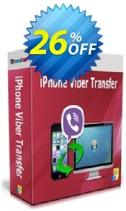 Backuptrans iPhone Viber Transfer - Family Edition  Coupon discount Backuptrans iPhone Viber Transfer (Family Edition) big discount code 2021 - best offer code of Backuptrans iPhone Viber Transfer (Family Edition) 2021