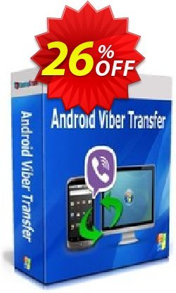 Backuptrans Android Viber Transfer - Family Edition  Coupon discount Backuptrans Android Viber Transfer (Family Edition) special promo code 2020 - hottest discount code of Backuptrans Android Viber Transfer (Family Edition) 2020