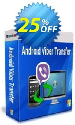 Backuptrans Android Viber Transfer - Business Edition  Coupon discount Backuptrans Android Viber Transfer (Business Edition) exclusive discounts code 2020 - special promo code of Backuptrans Android Viber Transfer (Business Edition) 2020