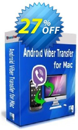 Backuptrans Android Viber Transfer for Mac Coupon discount Backuptrans Android Viber Transfer for Mac (Personal Edition) awesome promotions code 2020 - exclusive discounts code of Backuptrans Android Viber Transfer for Mac (Personal Edition) 2020