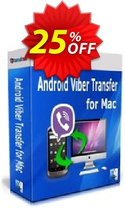 Backuptrans Android Viber Transfer for Mac - Family Edition  Coupon discount Backuptrans Android Viber Transfer for Mac (Family Edition) wonderful sales code 2020 - awesome promotions code of Backuptrans Android Viber Transfer for Mac (Family Edition) 2020
