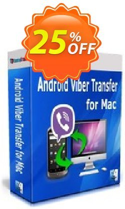Backuptrans Android Viber Transfer for Mac - Business Edition  Coupon discount Backuptrans Android Viber Transfer for Mac (Business Edition) amazing deals code 2020. Promotion: wonderful sales code of Backuptrans Android Viber Transfer for Mac (Business Edition) 2020