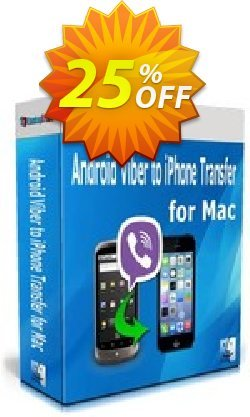 Backuptrans Android Viber to iPhone Transfer for Mac - Family Edition  Coupon discount Backuptrans Android Viber to iPhone Transfer for Mac (Family Edition) impressive promotions code 2021 - stirring discounts code of Backuptrans Android Viber to iPhone Transfer for Mac (Family Edition) 2021