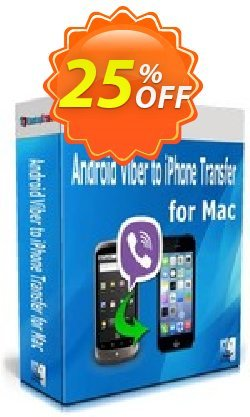 Backuptrans Android Viber to iPhone Transfer for Mac - Business Edition  Coupon discount Backuptrans Android Viber to iPhone Transfer for Mac (Business Edition) formidable sales code 2021 - impressive promotions code of Backuptrans Android Viber to iPhone Transfer for Mac (Business Edition) 2021