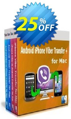 Backuptrans Android iPhone Viber Transfer + for Mac Coupon discount Holiday Deals. Promotion: super offer code of Backuptrans Android iPhone Viber Transfer + for Mac (Personal Edition) 2020