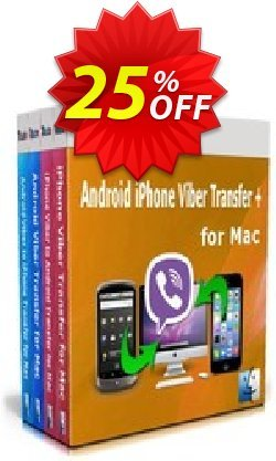 Backuptrans Android iPhone Viber Transfer + for Mac - Business Edition  Coupon discount Holiday Deals - big promo code of Backuptrans Android iPhone Viber Transfer + for Mac (Business Edition) 2020