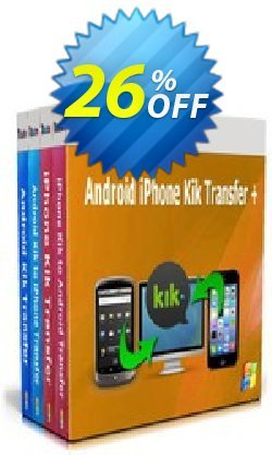 Backuptrans Android iPhone Kik Transfer + (Personal Edition) Coupon, discount Backuptrans Android iPhone Kik Transfer + (Personal Edition) fearsome sales code 2019. Promotion: formidable promotions code of Backuptrans Android iPhone Kik Transfer + (Personal Edition) 2019