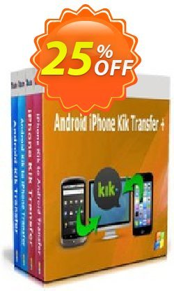 Backuptrans Android iPhone Kik Transfer + (Family Edition) Coupon, discount Backuptrans Android iPhone Kik Transfer + (Family Edition) dreaded deals code 2019. Promotion: fearsome sales code of Backuptrans Android iPhone Kik Transfer + (Family Edition) 2019