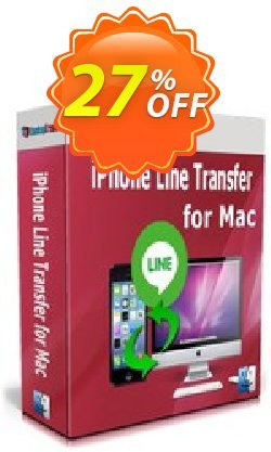 Backuptrans iPhone Line Transfer for Mac (Personal Edition) Coupon, discount Backuptrans iPhone Line Transfer for Mac (Personal Edition) special discounts code 2019. Promotion: hottest promo code of Backuptrans iPhone Line Transfer for Mac (Personal Edition) 2019