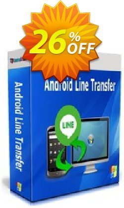 Backuptrans Android Line Transfer (Family Edition) Coupon, discount Backuptrans Android Line Transfer (Family Edition) amazing offer code 2019. Promotion: wonderful deals code of Backuptrans Android Line Transfer (Family Edition) 2019