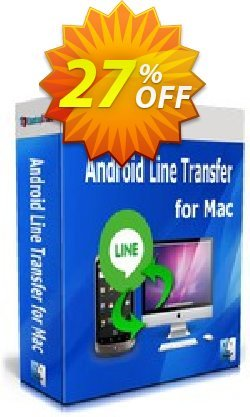 Backuptrans Android Line Transfer for Mac (Personal Edition) Coupon, discount Backuptrans Android Line Transfer for Mac (Personal Edition) staggering promo code 2019. Promotion: stunning discount code of Backuptrans Android Line Transfer for Mac (Personal Edition) 2019