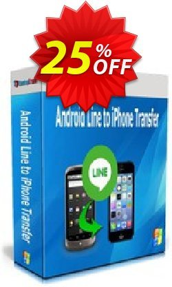 Backuptrans Android Line to iPhone Transfer (Business Edition) Coupon, discount Backuptrans Android Line to iPhone Transfer (Business Edition) amazing sales code 2019. Promotion: awful promotions code of Backuptrans Android Line to iPhone Transfer (Business Edition) 2019