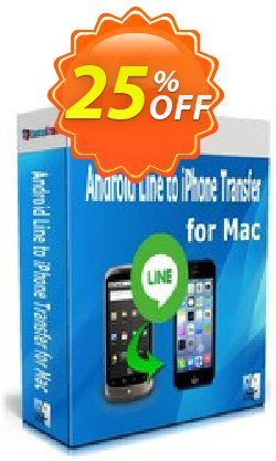 Backuptrans Android Line to iPhone Transfer for Mac (Business Edition) Coupon, discount Backuptrans Android Line to iPhone Transfer for Mac (Business Edition) big discount code 2019. Promotion: best offer code of Backuptrans Android Line to iPhone Transfer for Mac (Business Edition) 2019