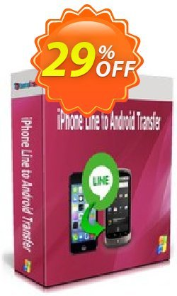 Backuptrans iPhone Line to Android Transfer Coupon discount Backuptrans iPhone Line to Android Transfer (Personal Edition) hottest promo code 2021 - big discount code of Backuptrans iPhone Line to Android Transfer (Personal Edition) 2021