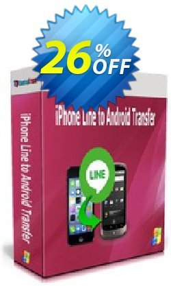 Backuptrans iPhone Line to Android Transfer (Family Edition) Coupon, discount Backuptrans iPhone Line to Android Transfer (Family Edition) special discounts code 2019. Promotion: hottest promo code of Backuptrans iPhone Line to Android Transfer (Family Edition) 2019