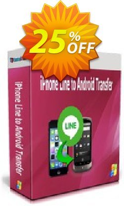 Backuptrans iPhone Line to Android Transfer (Business Edition) Coupon, discount Backuptrans iPhone Line to Android Transfer (Business Edition) exclusive promotions code 2019. Promotion: special discounts code of Backuptrans iPhone Line to Android Transfer (Business Edition) 2019