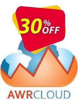 AWRCloud Enterprise Plus 60 Coupon, discount AWRCloud Enterprise Plus 60 fearsome offer code 2021. Promotion: fearsome offer code of AWRCloud Enterprise Plus 60 2021