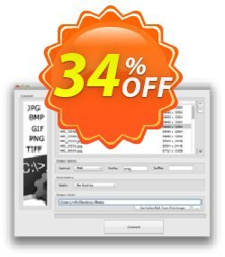 Batch Image Converter for Mac Coupon, discount Batch Image Converter for Mac amazing discount code 2019. Promotion: amazing discount code of Batch Image Converter for Mac 2019
