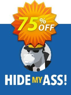 Hide My Ass! Pro VPN 24 Months Coupon, discount 24 Months HMA! Pro VPN - Winter Games Special amazing sales code 2019. Promotion: amazing sales code of 24 Months HMA! Pro VPN - Winter Games Special 2019