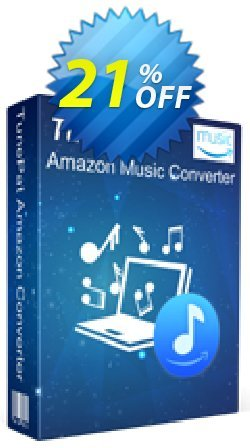 TunePat Amazon Music Converter for Windows Coupon, discount TunePat Amazon Music Converter for Windows excellent offer code 2019. Promotion: excellent offer code of TunePat Amazon Music Converter for Windows 2019
