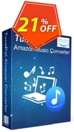 TunePat Amazon Music Converter Coupon, discount TunePat Amazon Music Converter for Windows excellent offer code 2020. Promotion: excellent offer code of TunePat Amazon Music Converter for Windows 2020