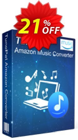 TunePat Amazon Music Converter for Mac Coupon, discount TunePat Amazon Music Converter for Mac amazing discounts code 2020. Promotion: amazing discounts code of TunePat Amazon Music Converter for Mac 2020