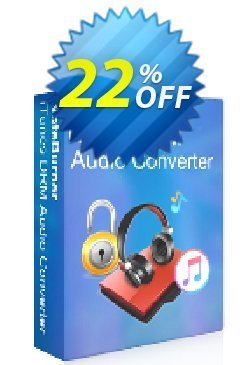 NoteBurner iTunes DRM Audio Converter for Windows Coupon, discount NoteBurner iTunes DRM Audio Converter for Windows awful promotions code 2020. Promotion: awful promotions code of NoteBurner iTunes DRM Audio Converter for Windows 2020