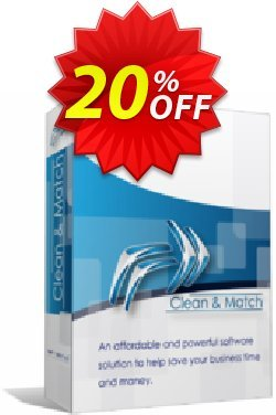 WinPure Clean & Match v7 - Pro Business Edition Coupon, discount WinPure™ Clean & Match v7 - Pro Business Edition with 1 Years Updates dreaded offer code 2019. Promotion: dreaded offer code of WinPure™ Clean & Match v7 - Pro Business Edition with 1 Years Updates 2019