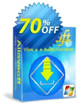 Allavsoft - Lifetime License  Coupon, discount 60% OFF Allavsoft (Lifetime License) Dec 2020. Promotion: Awful offer code of Allavsoft (Lifetime License), tested in December 2020