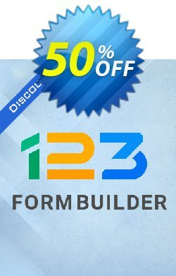 123FormBuilder Platinum Coupon, discount Default Affiliate PROMO. Promotion: best promotions code of 123FormBuilder Platinum Plan -- yearly subscription 2020