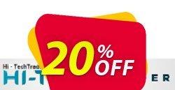 Hi-Tech Trader Advanced Coupon, discount Hi-Tech Trader (Advanced) best promotions code 2020. Promotion: best promotions code of Hi-Tech Trader (Advanced) 2020