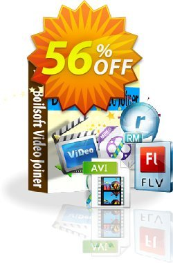 Boilsoft Video Joiner + Video Splitter Bundle Coupon, discount Boilsoft Video Joiner + Video Splitter Bundle awful sales code 2019. Promotion: awful sales code of Boilsoft Video Joiner + Video Splitter Bundle 2019