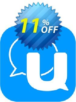 U Messenger Coupon, discount 10% OFF U Messenger Jan 2020. Promotion: Amazing discounts code of U Messenger, tested in January 2020