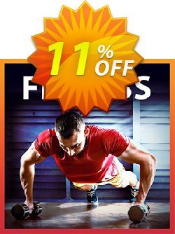 Fitness Pack for PowerDirector Coupon, discount Fitness Pack for PowerDirector Deal. Promotion: Fitness Pack for PowerDirector Exclusive offer