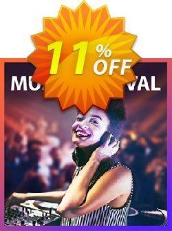 Music Festival Pack for PowerDirector Coupon, discount Music Festival Pack for PowerDirector Deal. Promotion: Music Festival Pack for PowerDirector Exclusive offer
