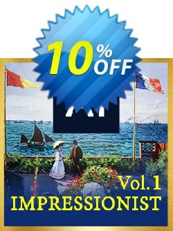 Impressionist AI Style Pack Vol. 1 for PowerDirector Coupon, discount Impressionist AI Style Pack Vol. 1 Includes AI Style Plugin Deal. Promotion: Impressionist AI Style Pack Vol. 1 Includes AI Style Plugin Exclusive offer