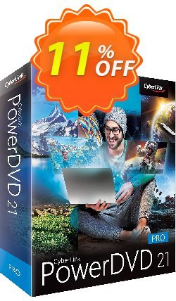 PowerDVD 19 Pro Coupon, discount PowerDVD amazing offer code 2020. Promotion: amazing offer code of PowerDVD 2020